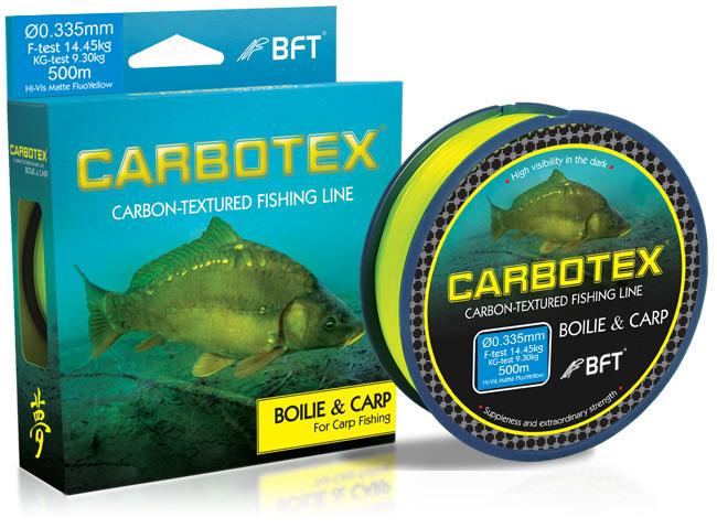 CARBOTEX BOILIE & CARP FLUORO